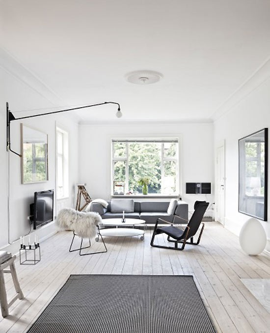 Scandinavian Home Design Looks So Charming With Eclectic: Dressed By Style